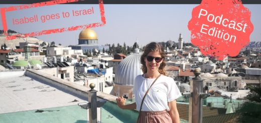 Isabell Goes to Israel