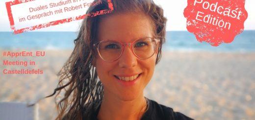 Isabell Goes EduTech Podcast 03: Duales Studium. Im Gespräch mit Robert Frasch.